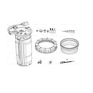 Bosch Beheizung, Tankeinheit F01C600245 für Mercedes-Benz M-Klasse W164 W166 kaufen | Autoteile-Pre