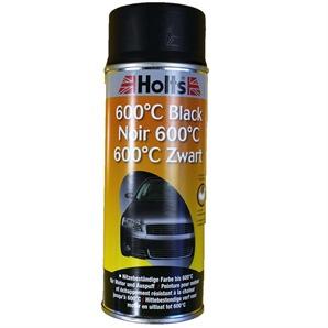 HOLTS 600 Grad Black Hitzeschutlack 400ml  bei Autoteile Preiswert