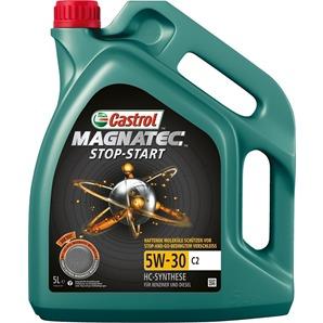 Castrol Magnatec 5W-30 A5 5 Liter jetzt kaufen - Castrol bei Autoteile Preiswert