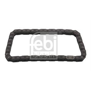 Febi Kette für Ölpumpenantrieb Audi A3 Mitsubishi Seat Toledo Skoda Roomster VW
