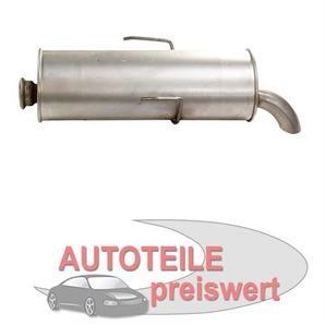 Endschalldämpfer Peugeot 106 bei autoteile-preiswert kaufen