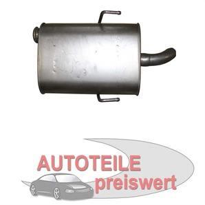 Endschalldämpfer Citroen Saxo Peugeot 106 bei autoteile-preiswert kaufen