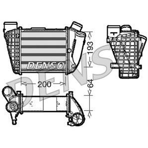 Denso Ladeluftkühler Audi A4 B6 2,5 TDI
