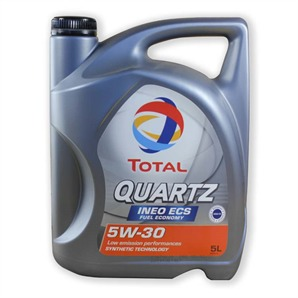 5 Liter Total Quartz Ineo 5W-30 PSA Citroen Peugeot