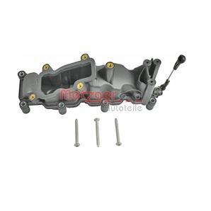 Metzger Saugrohrmodul links für Audi A4 A6 A8 Q7 VW Phaeton Touareg kaufen   Autoteile-Preiswert