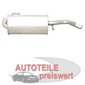 MTS Endschalldämpfer Seat Arosa VW Lupo bei autoteile-preiswert kaufen