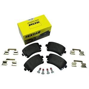 Textar Bremsbeläge hinten Audi A4 A6 A8 VW Multivan Transporter T5 1,9-6,0 bei Autoteile Preiswert