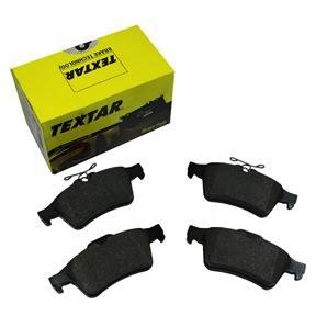 Textar Bremsbeläge hinten Citroen Ford Jaguar Mazda Opel Renault Saab Teves bei Autoteile Preiswert