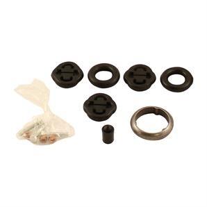 Montagesatz Mittel- Endschalldämpfer 257-108