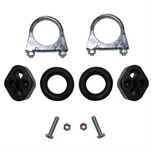 Montagesatz Ensschalldämpfer Mitttelschalldämpfer Volvo 440 460 480