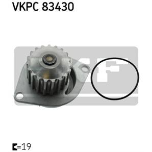 SKF Wasserpumpe für Citroen Saxo Xsara Berlingo C4 Peugeot Partner 106 kaufen   Autoteile-Preiswert