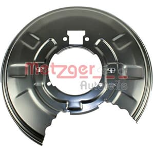 Metzger Spritzblech Hinterachse links BMW 3er X3
