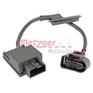 Metzger Steuergerät für Kraftstoffpumpe Audi Seat Skoda VW