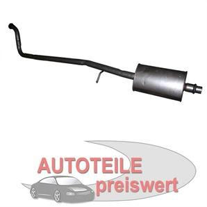 Mittelschalldämpfer Peugeot 406 bei autoteile-preiswert kaufen