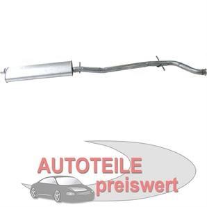 Mittelschalldämpfer Peugeot 406 bei Autoteile Preiswert