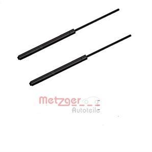 2 Metzger Gasfedern für Heckklappe Audi A3