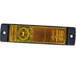 24V LED-Seitenmarkierungsleuchte