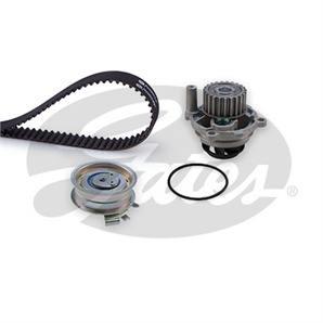 Gates Wasserpumpe + Zahnriemen Audi Seat Skoda VW bei Autoteile Preiswert