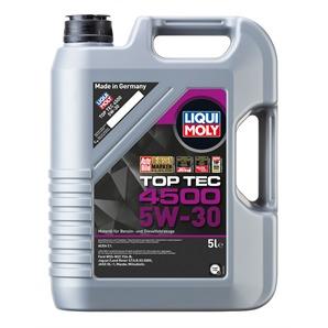Liqui Moly  Top Tec 4500 5W30 5 Liter  kaufen - Autoteile-Preiswert