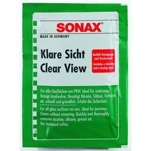 SONAX Klare Sicht Doppeltuch