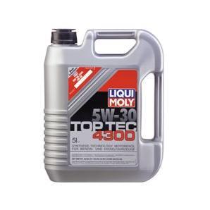Liqui Moly Top Tec 4300 5 W-30 5 Liter  kaufen - Autoteile-Preiswert