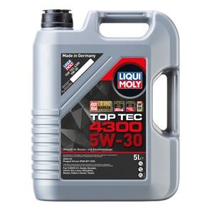 Liqui Moly Top Tec 4300 5 W-30 5 Liter  bei Autoteile Preiswert