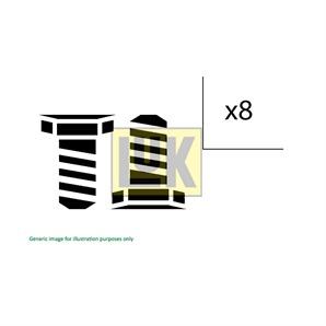 LUK Luk Schraubensatz für Schwungrad VW Crafter