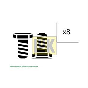 LUK Schraubensatz für Schwungrad BMW 1 3 5 X3 X5