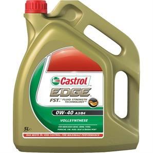 5 Liter Castrol EDGE FST 0W-40