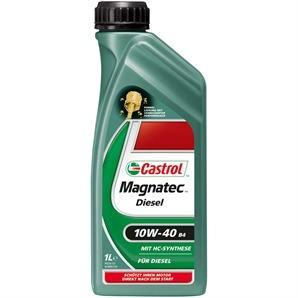 Castrol Magnatec Diesel 5W40 B4 1 Liter