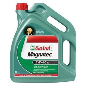 Castrol Magnatec Diesel 5W40 B4 5 Liter