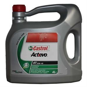 Motoröl Castrol Actevo 20W40 4 Liter  bei Autoteile Preiswert