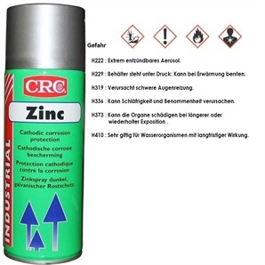 CRC Zink Spray 400 ml