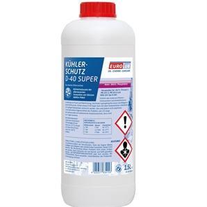 Eurolub Frostschutz D40 rot 1,5 Liter