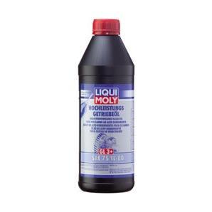 Liqui Moly Getriebeöl (GL3+) SAE 75 W-80 1 Liter