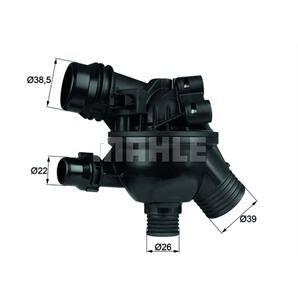 Behr Thermostat BMW 1er 3er 5er E81 E87 E88 E82 E90 E91 E92 E60 bei Autoteile Preiswert