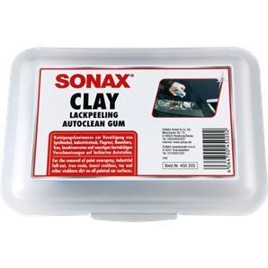 SONAX Clay Blau (Reinigungsknetmasse) 200g  bei Autoteile Preiswert