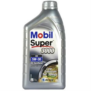 1 Liter Mobil Super 3000 XE 5W-30 Motoröl