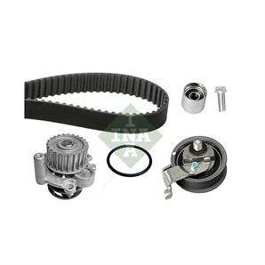 Zahnriemensatz + Wasserpumpe Audi Seat Skoda VW kaufen - INA bei Autoteile Preiswert