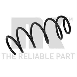 NK Fahrwerksfeder vorne Ford Fiesta V 1,25 - 1,6 + 16V