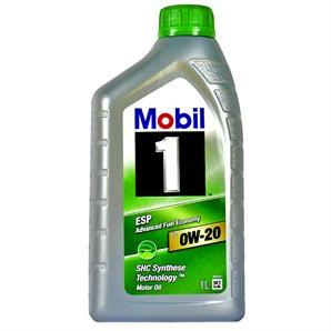 1 Liter Mobil 1 ESP X2 0W-20 Motoröl