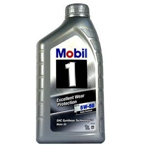 1 Liter Mobil 1 FS 5W-50  Motoröl
