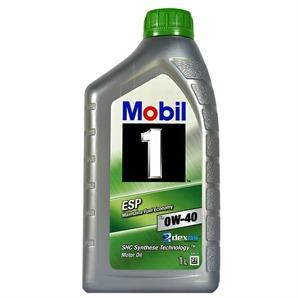 1 Liter Mobil 1 ESP 0W-40 Motoröl