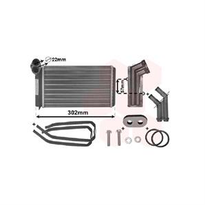 Heizungskühler Ford Galaxy Seat Alhambra VW Sharan 1,9 - 2,8