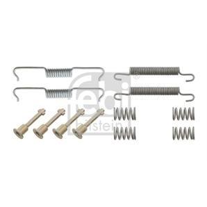 Febi Montagesatz für Bremsbacken BMW 5er 6er 7er X5  Mercedes-Benz GL M R Klasse bei autoteile-prei