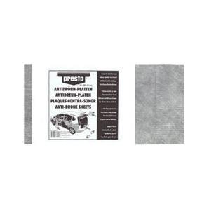 Presto Antidröhnplatte 50x25cm 5 Stück