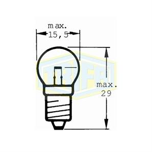 Auto-Lampe Fahrrad