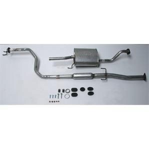 Auspuffanlage Honda Civic IV 1.5 i
