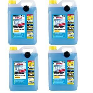 4x 5 Liter Sonax Antifrost Konzentrat