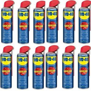 12x WD-40 Multiöl Klappdüse 500ml Spray